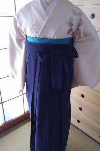 卒業式用袴&付け下げ